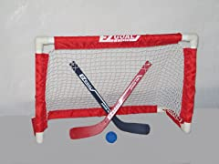 "Knee Hockey 26"" x 20"" Mini Goal"