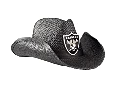 NFL Cowboy Hat - Raiders