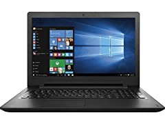 Lenovo 110-15IBR 80 T7 Signature Edition Laptop