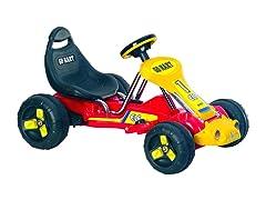Red Racer Battery Powered Go-Kart