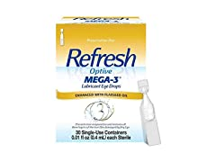 REFRESH Optive Mega-3 Lubricant Eye Drop