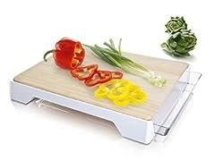 Vacu Vin Cutting Board & Tray