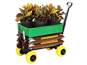 Mighty Max PlusOne Special Flatbed/Caddy/Garden Cart