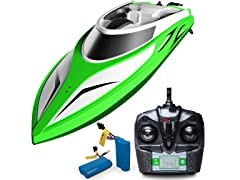 "Force1 ""Velocity Wave"" High Speed Remote Control Boat"