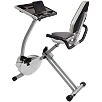 Deals on Stamina 2-in-1 Recumbent Exercise Bike Workstation 15-0321