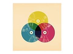 Budi Satria Kwan CMYK Record- Multiple Sizes