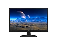 "AOC E2429SWHE 23.6"" FHD LED Display"