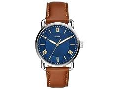 Fossil Men's Copeland SS Quartz Watch (Open Box)