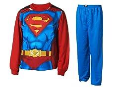 Superman 2-Pc Set (4-10)