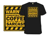 A Combustible Mix of Coffee and Sarcasm