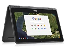 """Dell 3189 11.6"""" 2-in-1 Touch Chromebook"""