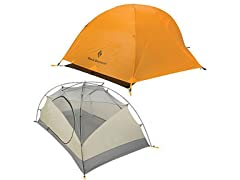 Black Diamond Mesa 2-Person Tent, Marigold