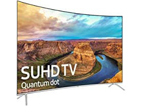 Samsung LED Curved 4K SUHD TV