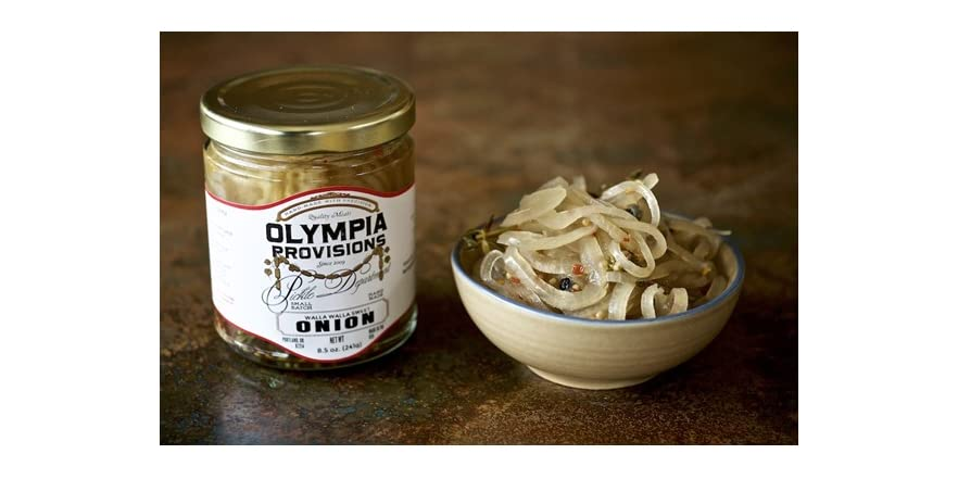 Olympia provisions Pickles Variety Pack   WOOT