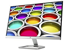 """HP 27"""" Full-HD IPS Monitor with HDMI"""