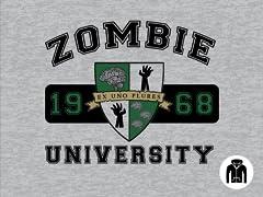 Zombie U. Zip-Up Hoodie