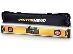 "MOTORHEAD 24"" LED Level"
