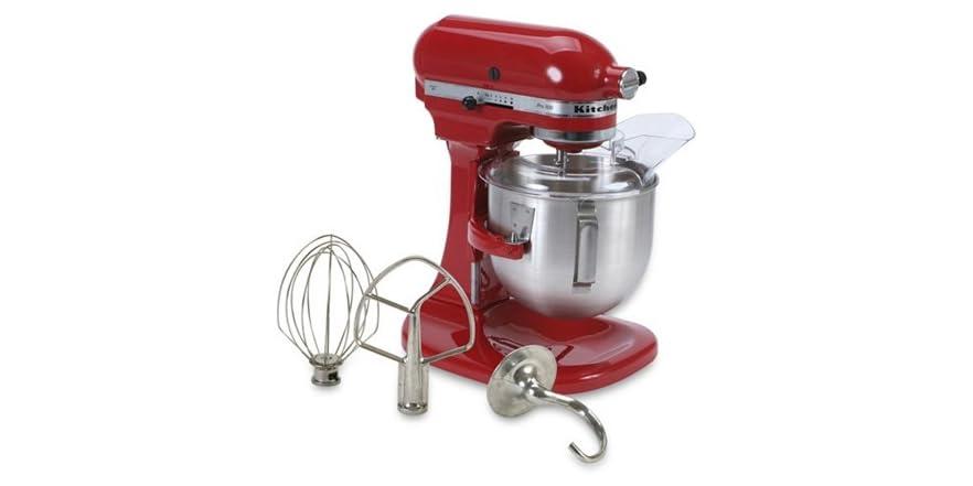 KitchenAid Heavy Duty 5Qt Mixer2 Colors  Home & Kitchen -> Kitchenaid Heavy Duty