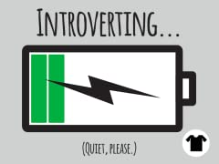 Introverting...