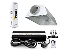1000-Watt Air Cool Hood HPS System