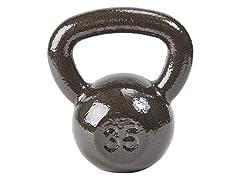 Everyday Essentials Iron Kettlebell 35lb