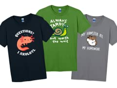 Back to School T-Shirts!