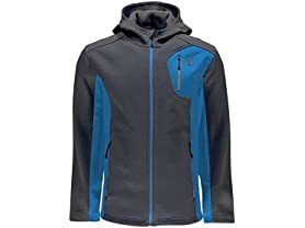 Spyder Men's Bandit Hooded Stryke Jacket