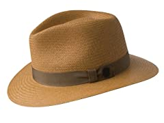 Bailey For Hollywood Brooks Panama Hat, Putty