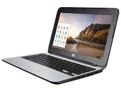 "HP 11"" 11-G3 Intel Dual-Core Chromebook"
