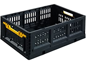 Stack-On FCB-2316 Collapsible Stackable Crates