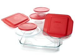 Pyrex 11-Piece Bake & Store Set