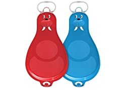 Large Sled 2-Pack (Red/ Blue)