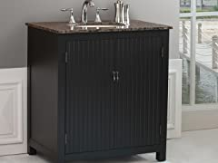 "Vienne 32"" Single Sink Vanity"