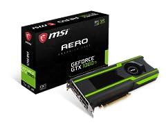 MSI GeForce GTX 1080 Ti Aero 11GB OC