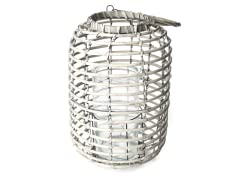 "Willow 18"" Lantern with 11"" Glass Insert"