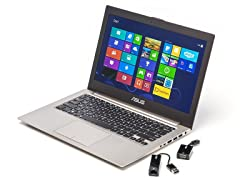 "Asus 13.3"" Full HD Core i5 Zenbook"
