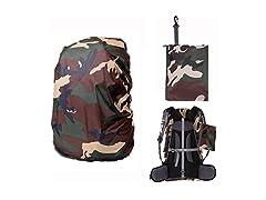 Waterproof Backpack Rain Cover, 55-65L