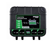 4-Bank Battery Charger/Maintainer