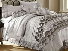 Anastacia 8pc Comforter Set