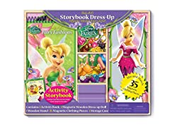 Disney Fairies Magnetic Dress-Up