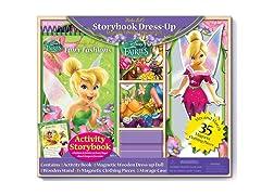 Disney Fairies Magnetic Dress-Up