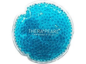 TheraPearl Round Pearl Pack, Reusable & Flexible Hot/Cold