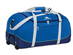 "High Sierra 24"" Wheeled Duffel"