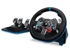 Logitech Driving Force Race Wheel-PS/PC