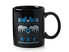 """Ugly Holiday Sweater 2012"" Ceramic Mug"