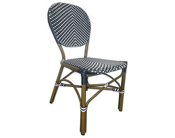 Wicker French Cafe Bistro Chairs Your Choice Tools Garden