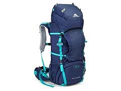 High Sierra Women's Explorer 50L Top Load Internal Frame Backpack