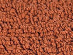 Reversible Cotton Rug -Paprika