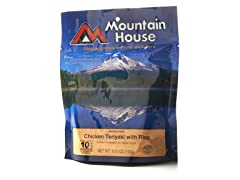Mountain House Chicken Teriyaki/Rice 6pk