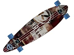 "37"" Pintail Longboard - Surf City"